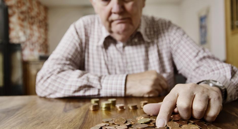 Ruhestand Altersarmut Rente
