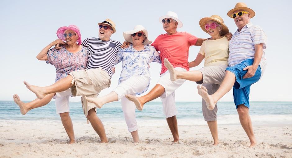 Urlaubswünsche im Alter erfüllen
