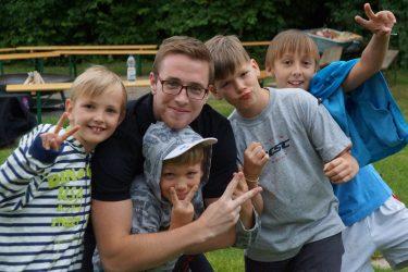 Urlaub für bedürftige Kinder