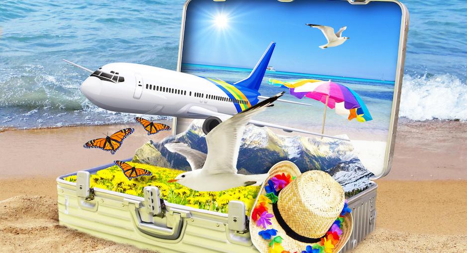 Urlaub als Rentner