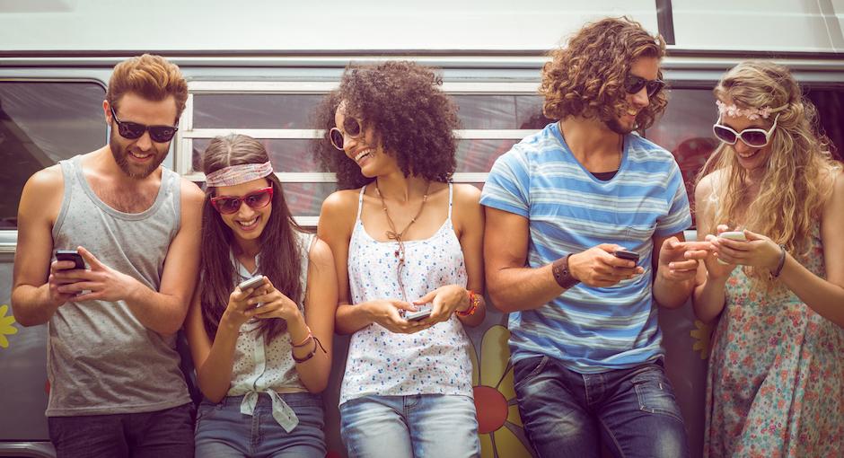 Smartphones im Urlaub wichtig