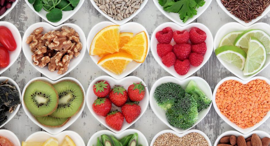 Gesunde Ernährung wichtiger Faktor