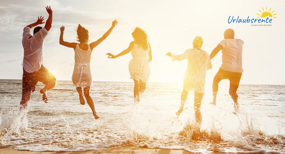 Sich auch im Alter Urlaub leisten können