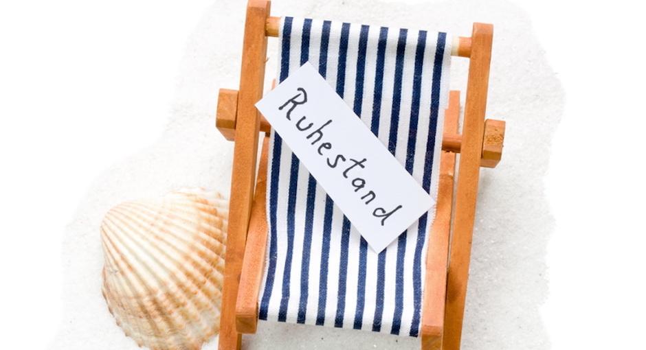 Deutsche Rentenversicherung - Urlaub